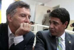 Mauricio y jorge mantienen un relación muy similar a la que mantuvieron sus progenitores, Franco y Antonio,