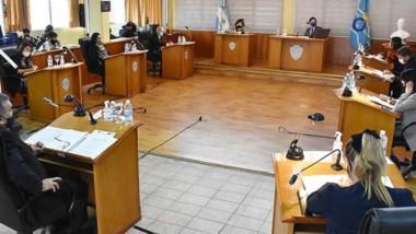 Debate. Otra larga sesión la que se desarrolló en el día de ayer en el Concejo Deliberante de Trelew.