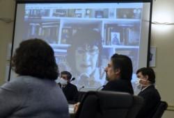 El ministro de Educación, Nicolás Trotta, encabezó una nueva reunión en la que se aprobó una nueva acta paritaria por unanimidad de las cinco entidades gremiales docentes.