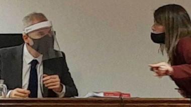 El juez Alejandro Rosales definirá el próximo miércoles si se va a juicio.