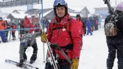 Una avalancha aplastó y mató al jefe de patrulla en el cerro Catedral.