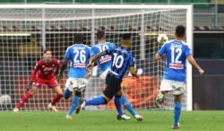 Con un golazo de afuera del área, Lautaro Martínez volvió al gol e Inter regresó al segundo puesto.