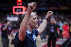 Sergio Hernández acordó con CABB su continuidad como entrenador de la Selección Argentina hasta los Juegos Olímpicos de Tokio 2021.