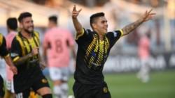 Distaulo convirtió el gol en la victoria de Madryn ante Platense por Copa Argentina.