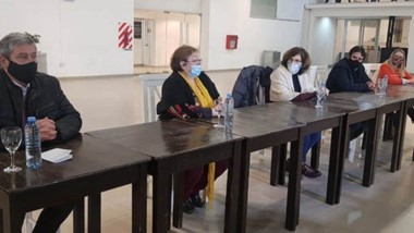 Se realizó una conferencia de prensa en la que se dio a conocer la nueva estrategia sanitaria.