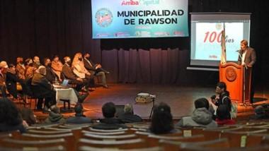 Biss agradeció el esfuerzo de dirigentes, autoridades y vecinos de la capital.