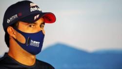 El mexicano esperaba el resultado de su segundo test tras un primero no concluyente. Se queda fuera del GP de Gran Bretaña.