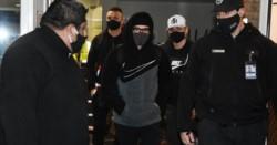Quintero regresó al país y deberá cumplir con 14 días de aislamiento por ley.