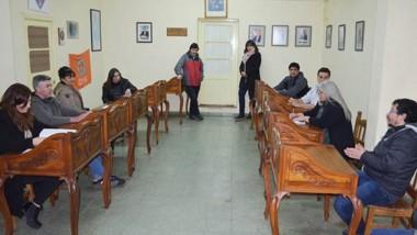 El SOEME participó en el Concejo Deliberante para derogar la ordenanza.