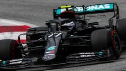 Bottas sorprendió en el inicio de la temporada de la Fórmula 1 en el circuito austriaco del Red Bull Ring.
