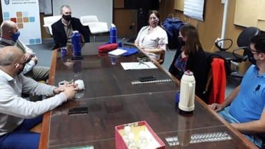 En la reunión se habló de avanzar en las políticas públicas de salud.