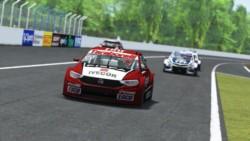 Súper TC2000 virtual: Franco Girolami ganó en Rafaela y ahora se viene Rosario.