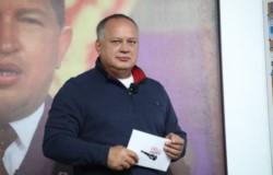 Diosdado Cabello reveló que al final no era una