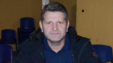 Marcelo Limarieri, intendente de la localidad de Gualjjaina.