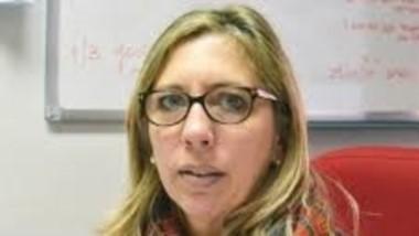 María Tolomei, jueza del caso.