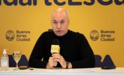 Horacio Rodríguez Larreta confirmó la reapertura de nuevas actividades en CABA.