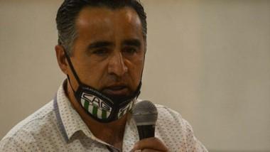 Pedro Bravo González asumió ayer, con una agenda variada al frente de Germinal de Rawson.