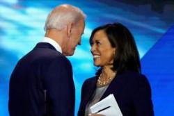 Kamala Harris, la mujer elegida por Joe Biden para pelearle la elección a Donald Trump.
