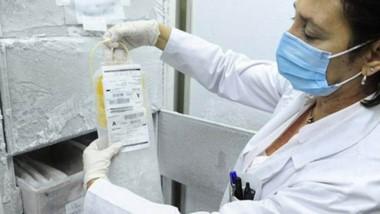 La extracción se realizó en la Sala de Hemoterapia del Hospital Adolfo Margara de Trelew.