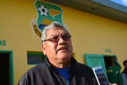 Proboste, presidente de La Ribera, único equipo valletano en el Regional.