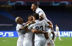 Choupo-Moting le dio la victoria al PSG a los 92 minutos. M'bappé entró y cambió el partido.
