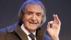 El humorista y actor de cine, teatro y televisión Carlitos Balá cumple este jueves 95 años y 65 años de trayectoria artística.