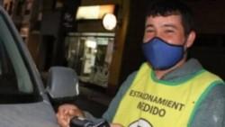 Leonardo Fernández encontró un cheque valuado en dos millones de pesos.