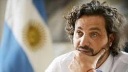 Cafiero dijo que Macri pasea en Europa y no sabe lo que está pasando en la Argentina.