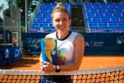 Halep consiguió su primer título tras el retorno del circuito WTA.