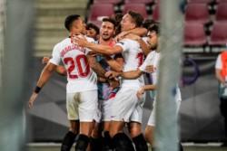 Sevilla, el equipo español con más finales europeas en el siglo XXI.