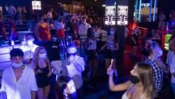 Por temor a una segunda ola de coronavirus, Italia ordenó el cierre de las discotecas.
