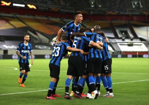 El Inter, con la figura de Lautaro, se metió en la final al golear al Shakhtar y jugará el viernes ante el Sevilla.