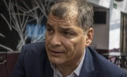 Rafael Correa aspirará a la vicepresidencia de Ecuador en las elecciones de 2021.