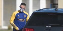 Boca, en alerta por el coronavirus: tres jugadores dieron positivo  Se trata de Iván Marcone (foto), Walter Bou y Agustín Lastra.