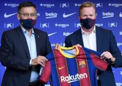 Koeman no ve la edad como factor en la renovación de Barcelona: