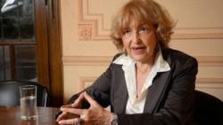 Renunció la viceministra de Educación Adriana Puiggrós por diferencias con el ministro Trotta.