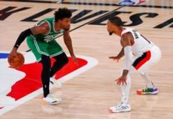 Con una gran actuación de sus jóvenes figuras, los Boston Celtics se impusieron a los Portland Trail Blazers.
