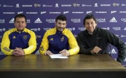 El arquero vuelve al club Xeneize después de 11 años y jugará hasta el 2022.