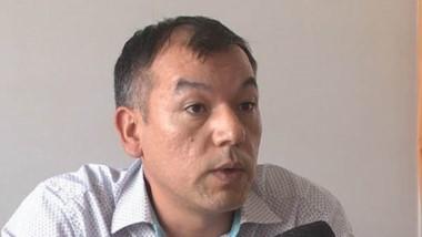 Jorge Benítez, director del Área de Epidemiología del Hospital Regional.