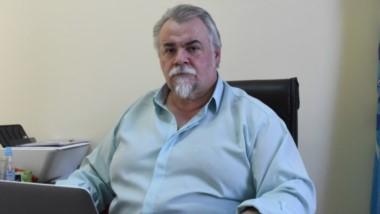 Responsable. De Cicco explicó el programa provincial para que toda la provincia se conecte con fibra óptica aprovechando fondos nacionales.
