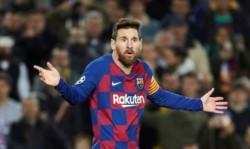 Messi pide la continuidad de Guardiola, tiene contrato por un año más.