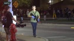 Kyle Howard Rittenhouse, chico blanco de 17 años, salió armado a las calles con una escopeta A15 y se metió en la protestas en Kenosha.