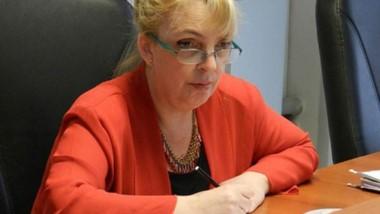 Patricia Asaro. Jueza de Madryn.
