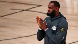 LeBron James había expresado en un principio la idea de cancelar la temporada.