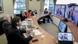 Alberto Fernández se reunió con los gobernadores y ahora definirá con Larreta y Kicillof cómo seguirá la cuarentena.