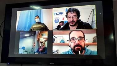 Mediante una reunión virtual, el SOEME continuó sus paritarias con Matías Taccetta, secretario de Finanzas.