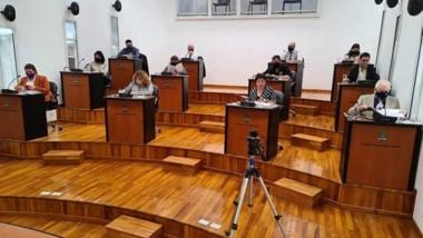 El intendente Luque y concejales de Comodoro intercambiaron opiniones sobre la actualidad de la ciudad.