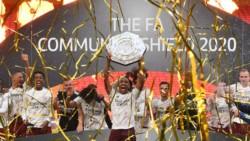 Arsenal es campeón de la Community Shield, luego de vencer 5-4 en penaltis al Liverpool.