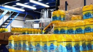 Actualmente la producción en la planta química de Trelew se ha multiplicado y buscan expandirse.