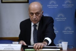 Casal viene desde la gestión macrista -cuando reemplazó a Gils Carbó-que entre su conducta pro